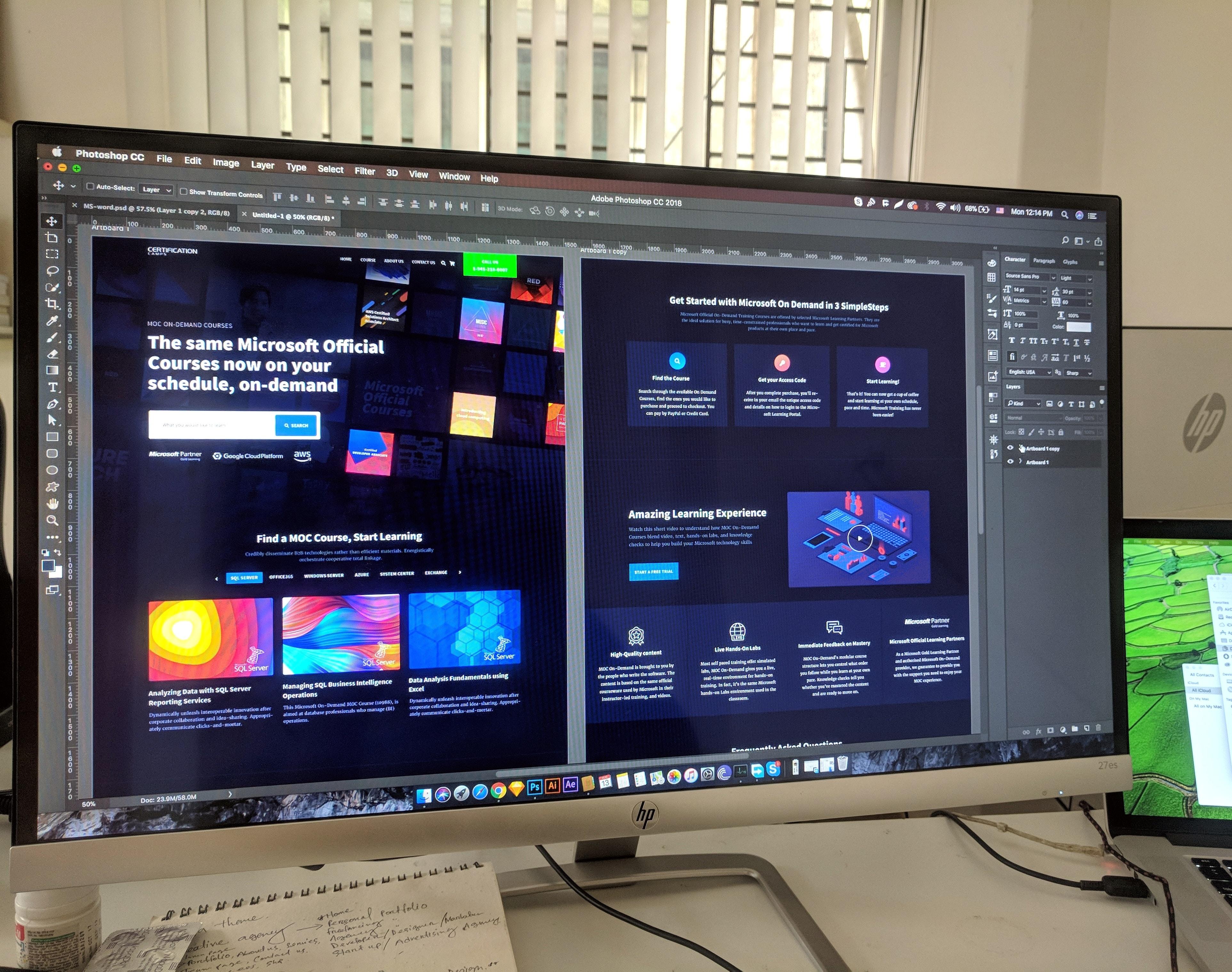 Foto's Bewerken Voor Webdesign